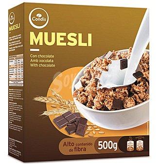 Condis Muesli chocolate 500 GRS