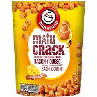 MATUTANO Matucrak Cacahuete Bacon Queso bolsa 150g