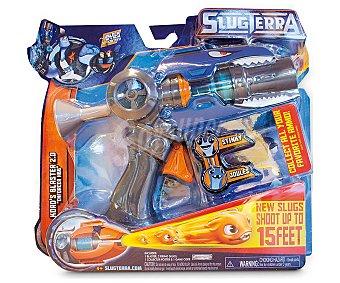 SLUGTERRA Pistola Blaster Lanzadardos más 2 Municiones 1 unidad