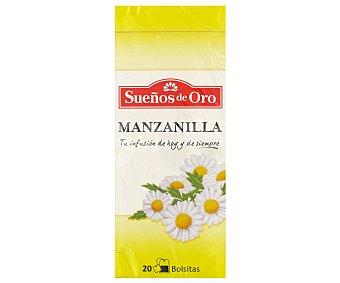 SUEÑOS DE ORO Manzanilla Manzanilla 20s