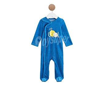 In Extenso Pelele largo de terciopelo para bebé talla 98 talla 98.
