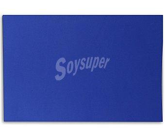 APLI Plancha de Foam, Goma Eva de color Azul Dimensiones 400x600x 2 Milímetros 1 Unidad