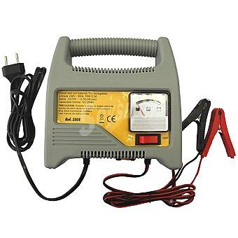 Trophy 35C4 Cargador universal de baterías para automóvil 12 V