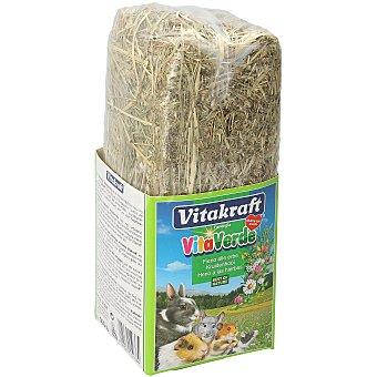 Vitakraft Heno aromático para roedores  paquete 500 g