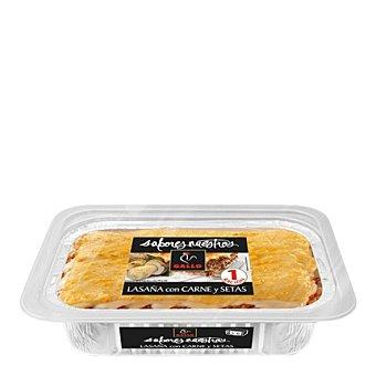 Gallo Lasaña carne y setas 325 g