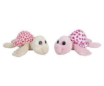 Llopis Surtido de tortugas de peluche de 20 centímetros con ojos grandes y brillantes 1 unidad