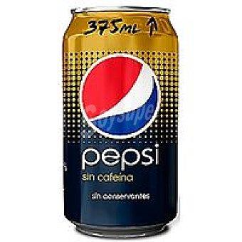 Pepsi Refresco de cola sin cafeína Lata 37,5 cl