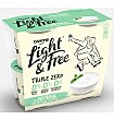 Yogur natural Pack 4 unidades Light & Free Danone