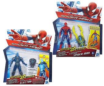 Spiderman Figuras Artículadas Spider Strike 1 Unidad