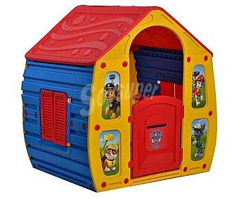 Patrulla Canina Casita Infantil outdoor Toys, mide 102x90x109 cm,PATRULLA CANINA.