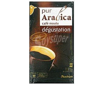 Auchan Café Puro Arábica 250 Gramos