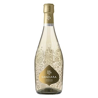 Sandara Vino blanco dulce y espumoso (frizzante) botella de 75 cl
