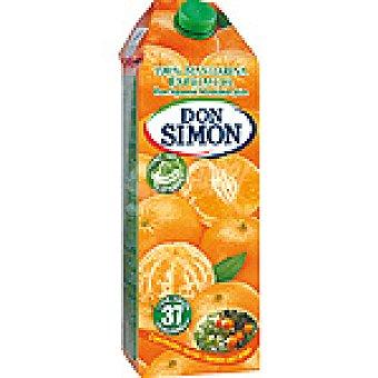 Don Simón Zumo de mandarina exprimida Gran Selección Envase 1,5 l