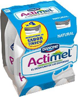 Actimel Danone DANONE NATURAL 4 UNI