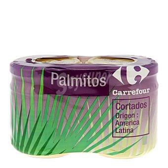Carrefour Corazón de Palmito Carrefour Pack de 2x130 g