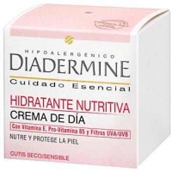 Diadermine Crema hidratante piel seca-sensible Pack 2x50 ml