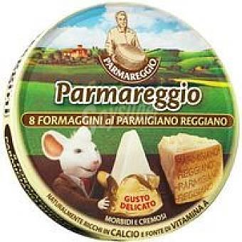 Parmareggio Queso Parmigiano Reggiano Caja 140 g