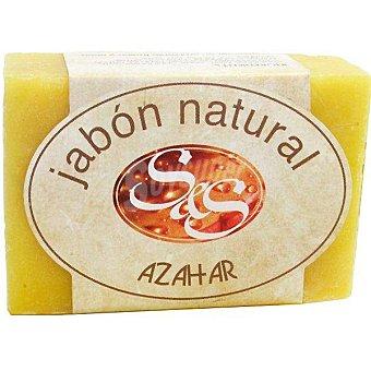 S&S Pastilla de jabón natural de Azahar Pastilla 100 g