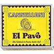 Canelones Caja 125 g (20 unidades) El Pavo Gallina Blanca