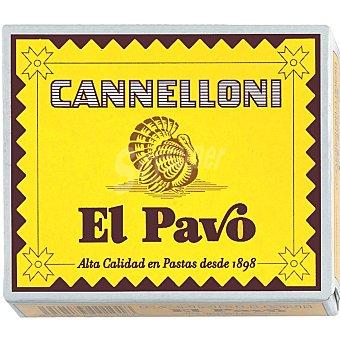 EL PAVO canelones caja 20 unidades - 125 gr