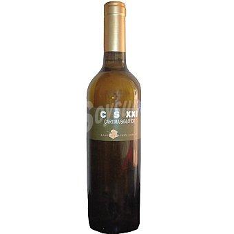 Cartima siglo xxi Vino blanco seco moscatel D.O. Sierra de Málaga  Botella de 75 cl