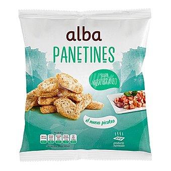 Alba Panetines sabor mediterráneo 90 g