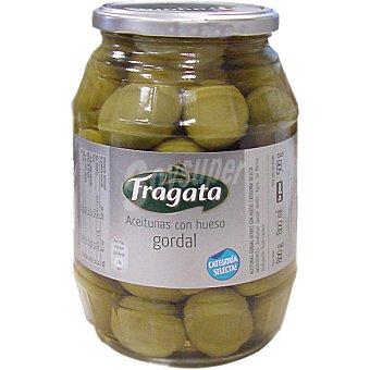 Fragata Aceitunas gordal con hueso Frasco 500 g neto escurrido