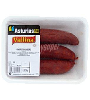 CASERO Chorizo Asturiano Bandeja de 300.0 g.
