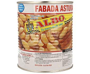 Albo Fabada asturiana Lata 850G