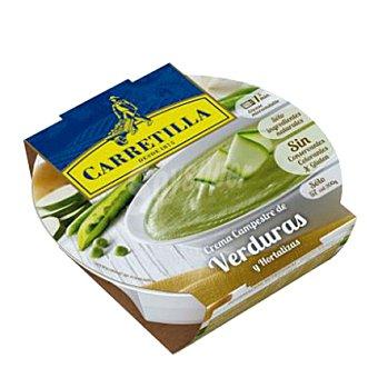 Carretilla Crema campestre de verduras y hortalizas 300 g
