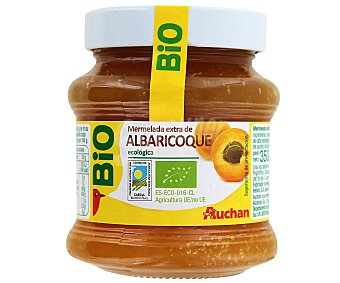 Auchan Mermelada de Albaricoque Ecológico 350 gr