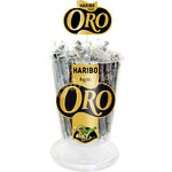 HARIBO Oro barritas de regaliz negro copa  75 unidades