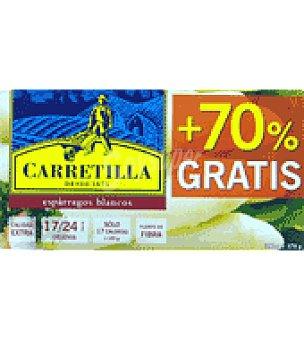 Carretilla Esparrago blanco 250 g
