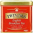 Té English Breeakfast twnings, lata 100 G Lata 100 g Twinings
