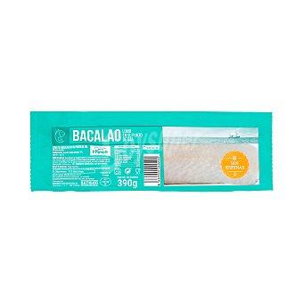 Maredeus Bacalao congelado punto de sal lomo supremo pieza entera Paquete 390 g