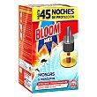 Insecticida eléctrico Moscas y Mosquitos recambio Caja 1 u  Bloom