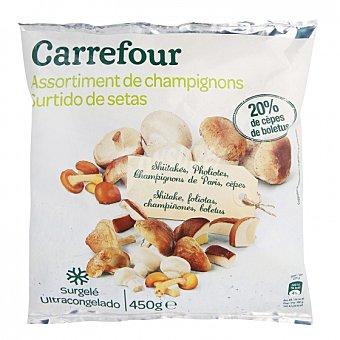 Carrefour Surtido Setas 450 G 450 g