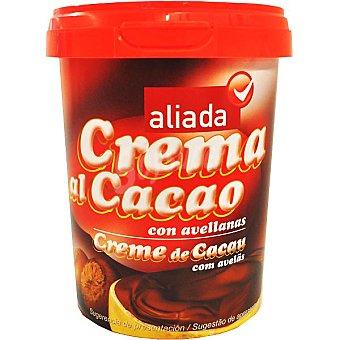 Aliada Crema de cacao con avellanas Tarro 500 g