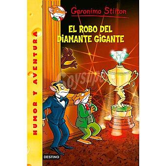 Destino Gerónimo Stilton: El robo del diamante gigante 1 Unidad