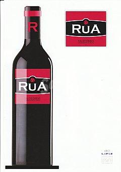 Valdeorras Vino Tinto Rua Botella 75 cl