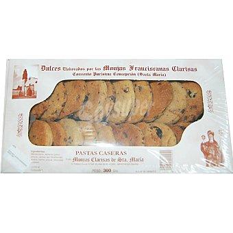 CONVENTO PURISIMA CONCEPCION Pastas caseras Envase 300 g