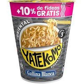 Yatekomo Gallina Blanca Pasta oriental 61 g +10%