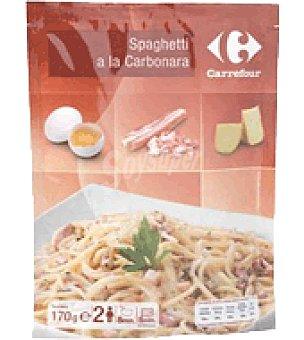 Carrefour Spaguetti a la carbonara 170 g