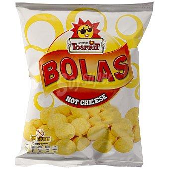 Tostfrit Bolas hot cheese Bolsa 25 GR