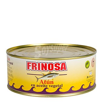 Frinosa Atún en aceite vegetal 650 g