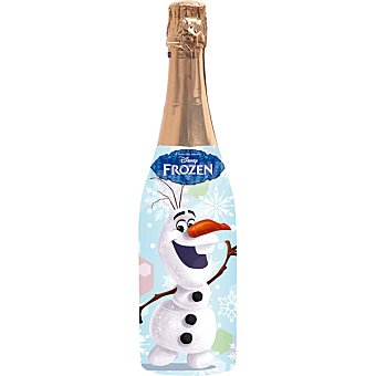 Champin Refresco multifrutas Disney Frozen Botella 75 cl