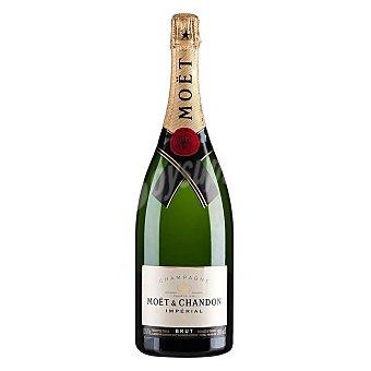 Moët & Chandon Champagne Imperial Brut Magnum Botella 1.5 l