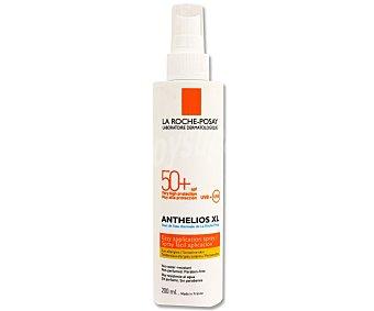 La Roche-Posay Protector solar en spray con factor de protección 50+ (muy alto) Anthelios 200 ml