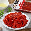 Pimiento asado rojo cortado 350 g Campo Rico