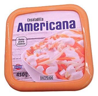 HACENDADO ENSALADILLA AMERICANA REFRIGERADA *VERANO* TARRINA 450 g